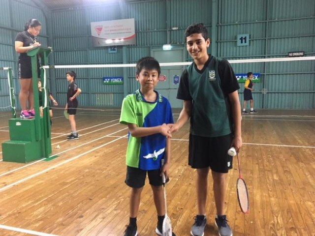 Badminton at Royal Oak