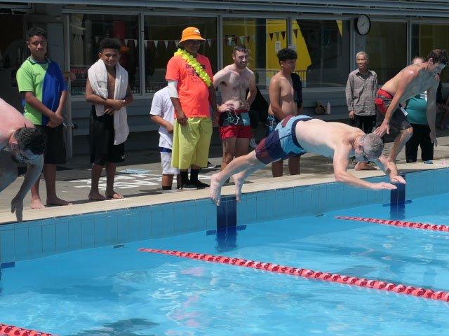 Royal Oak Swimming